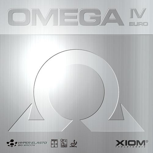 XIOM OMEGA 4 EURO (오메가 4 유럽) (레드)