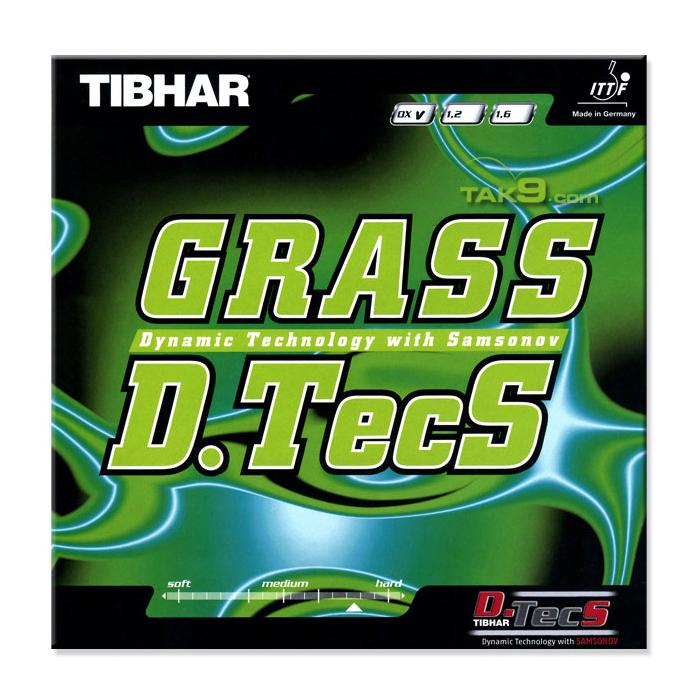 티바 Grass D.Tecs (레드)