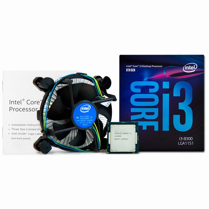인텔 코어i3-8세대 8300 (커피레이크) (병행수입 박스)