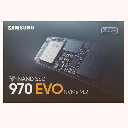 삼성전자 970 EVO M.2 250GB 병행수입