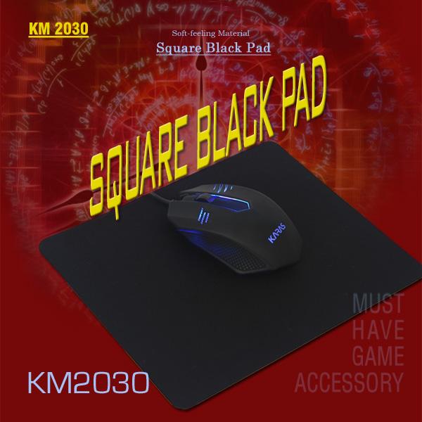 KARAS 마우스패드 KM-2030 (블랙)
