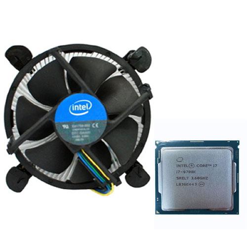 인텔 코어i7-9세대 9700K (커피레이크-R) 벌크+쿨러
