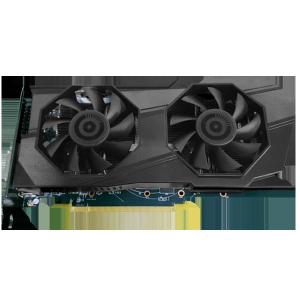 OCPC 라데온 RX 570 4GB 256BIT DDR5 벌크 (듀얼팬/배그추천/중고/1개월AS보장/완벽테스트)