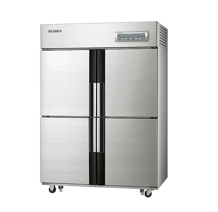 삼성 업소용 냉장고 1081L 실버 CRF-1140 (사업자전용)