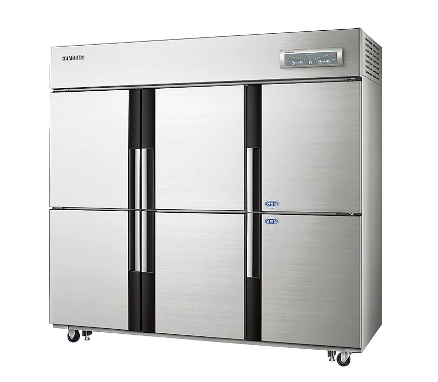 삼성 업소용 냉장고 1608L 실버 CRFF-1762 (사업자전용)