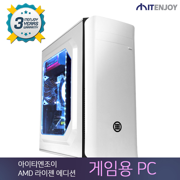 [O.C. Lab] Black& White 오버클럭PC