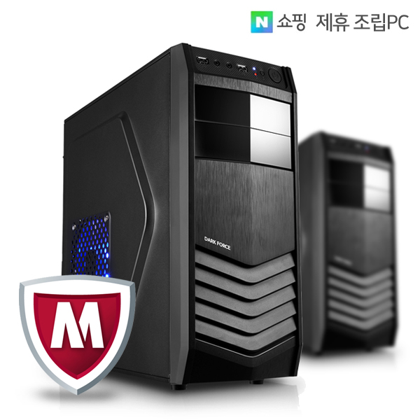 [네이버기획] 스카이레이크 i5 6400 + 외장형 VGA 평생보증/조립영상 실시간 제공