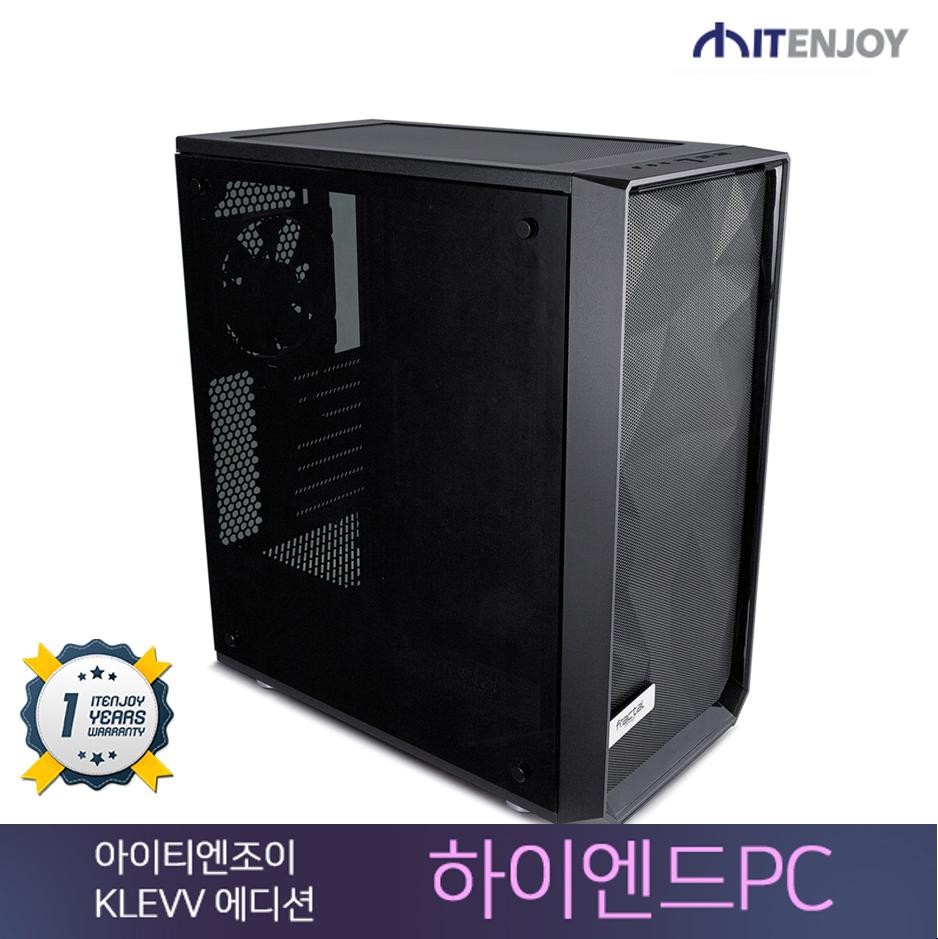 인텔 40주년 기념 한정판 PC 8086K 에디션 L3591 인텔 i7-8086K/16G/RTX 2080/SSD/수랭식/윈도우 10/3년보증(1년무상출장AS)