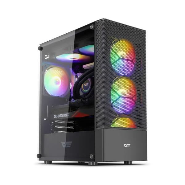 Njoy AMD 홈오피스용 PC A4382 (윈도우미포함)