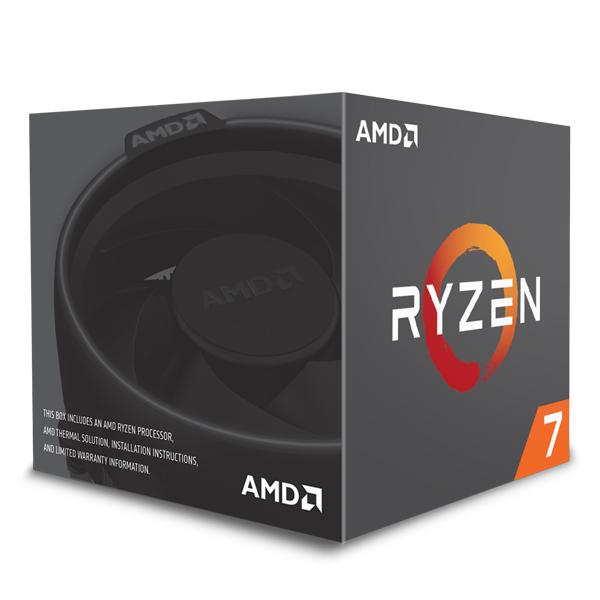 AMD 라이젠 7 1700 (서밋 릿지) (정품)