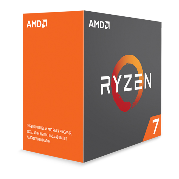 AMD 라이젠 7 1700X (서밋 릿지) (정품)