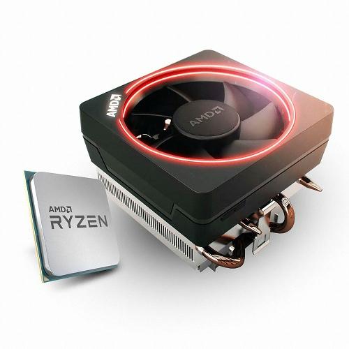 AMD 라이젠 7 1700X (서밋 릿지) (멀티팩)