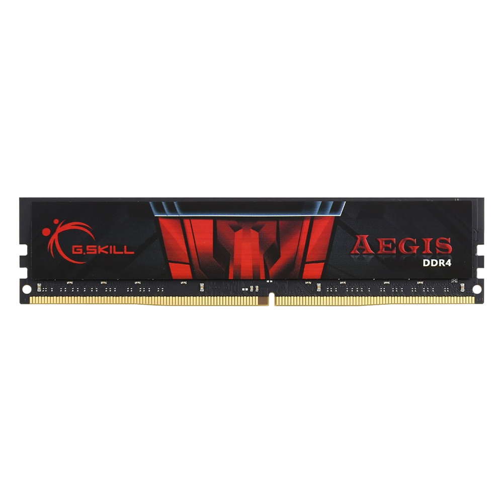 G.SKILL DDR4 8G PC4-21300 CL19 AEGIS (8Gx1)