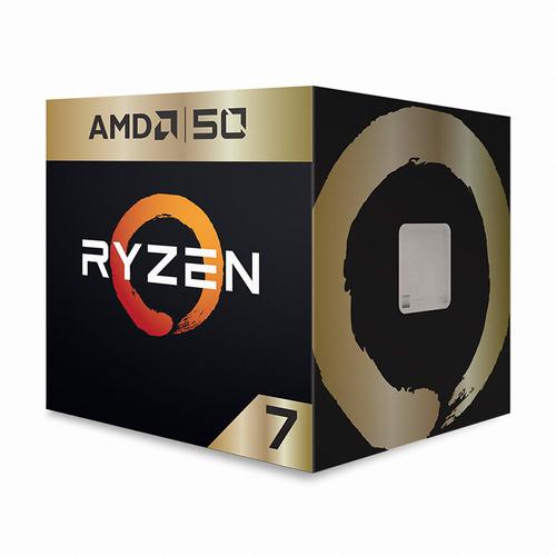 AMD 라이젠 7 2700X GOLD EDITION (피나클 릿지) (정품)