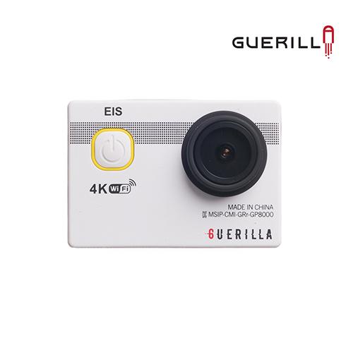 게릴라 액션캠 PRO-8500 (화이트)