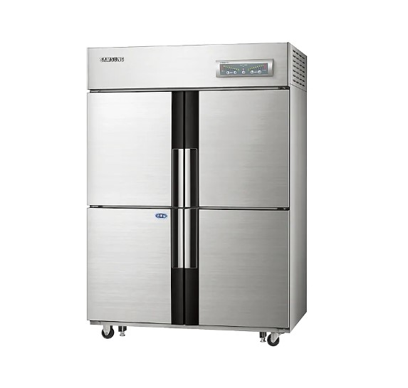 삼성 업소용 냉장고 1087L 실버 CFD-1144 (사업자전용)