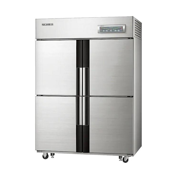 삼성 업소용 냉장고 1053L 실버 CFF-1144 (사업자전용)