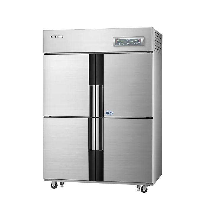 삼성 업소용 냉장고 1021L 실버 CRFF-1141 (사업자전용)