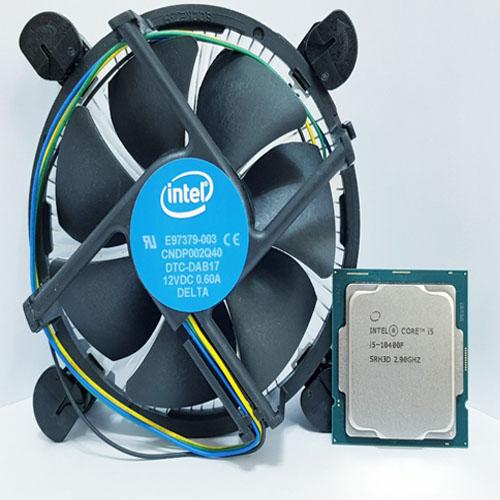 인텔 코어i5-10세대 10400F (코멧레이크S) 벌크+동판쿨러