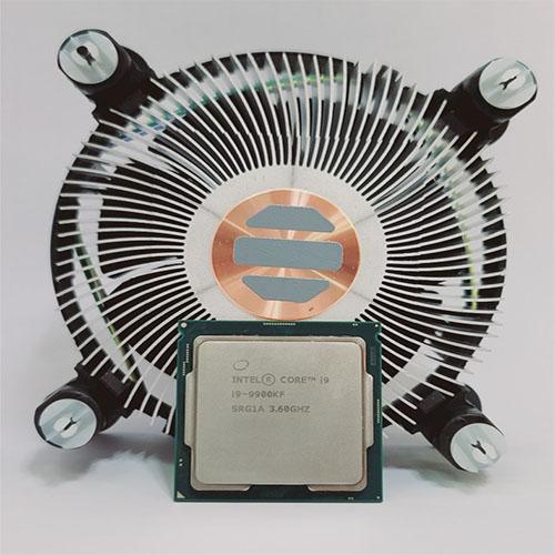 인텔 코어 i9-9세대 9900KF (커피레이크-R) 벌크 +동판쿨러