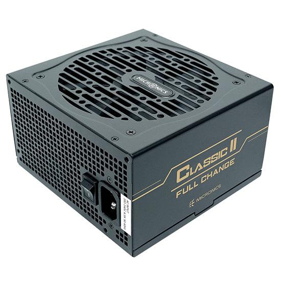 마이크로닉스 Classic II 풀체인지 600W 80PLUS 230V EU 벌크